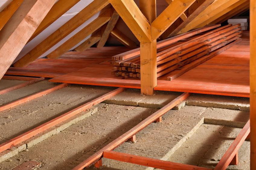 isolation plancher grenier ou des combles