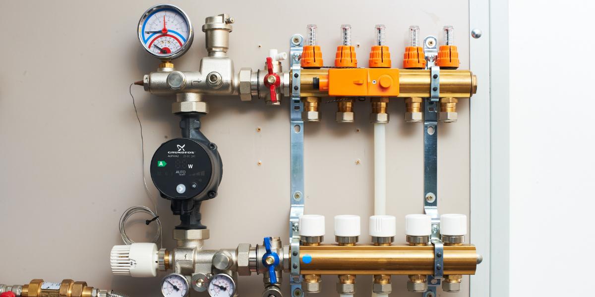 installation chauffage central gaz